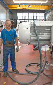 Assemblaggi-Elettromeccanici-oleo-pneumatici Lavori conto terzi