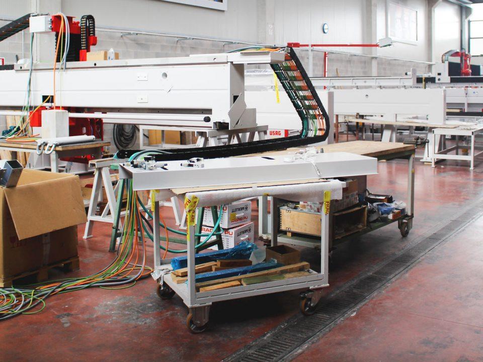 Assemblaggi e Cablaggi Meccanici Industriali Conto Terzi